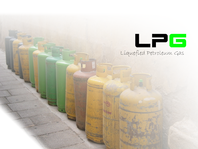 LPG gas full form