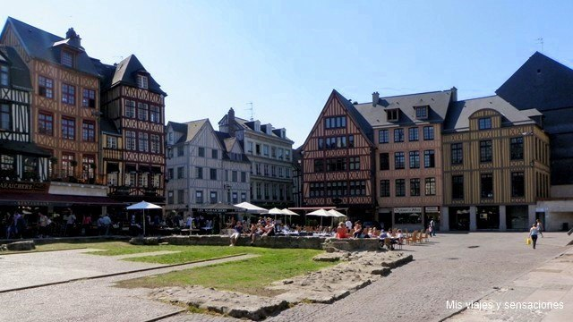 Rouen, Alta normandia, Francia