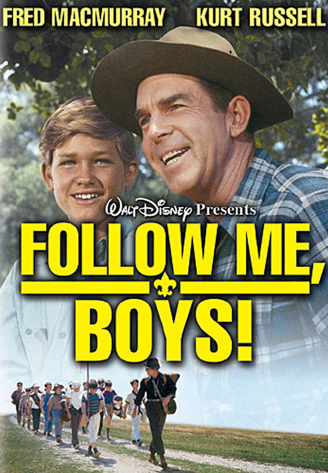 20 docenas de hijos - Follow me boys!