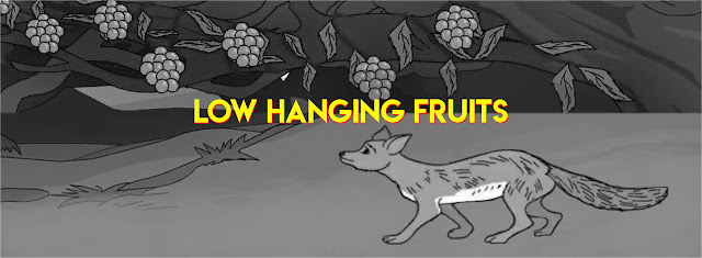 business perspectives of low-hanging fruits