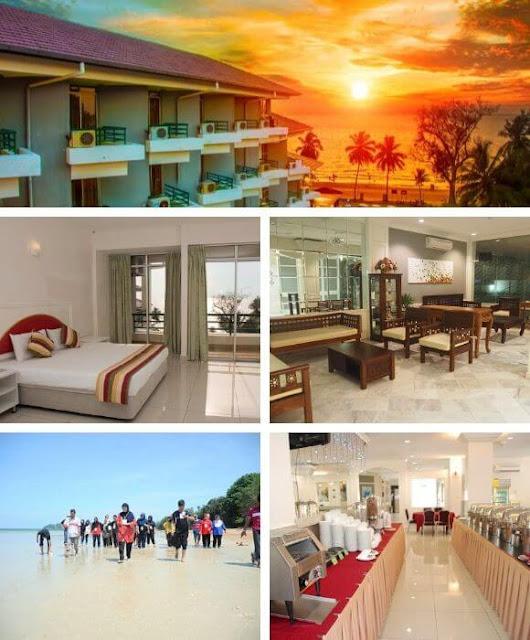 Akar beach resort Port Dickson