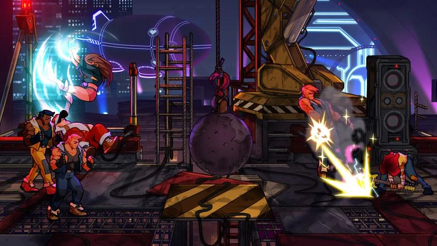 streets of rage 4 cherry hunter dotemu guard crush games lizardcube switch pc ps4 xb1