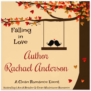 Falling in Love featuring Rachael Anderson – 18 September