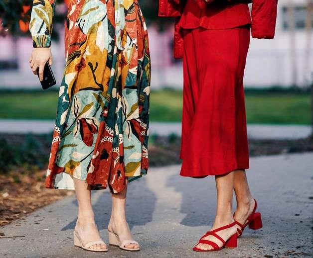Sandalias que serán tendencia en verano