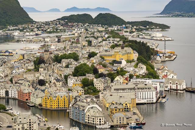 Alesund - Noruega por El Guisante Verde Project