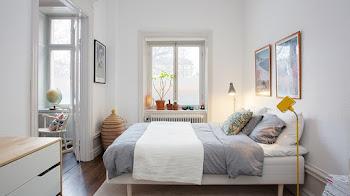 Para una habitación pequeña, ideas en grande