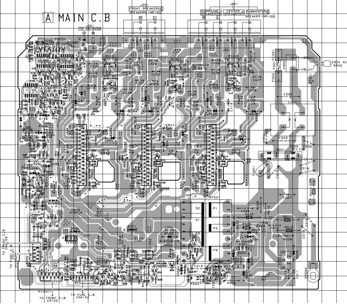Aiwa Tv Circuit Diagram Introduction To Electrical Wiring Diagrams Color Television Se141 Type K And Eg Schematic Ht Dv50 Hts Dvd System Power Amplifier Smps Rh Schematicscom Blogspot Com