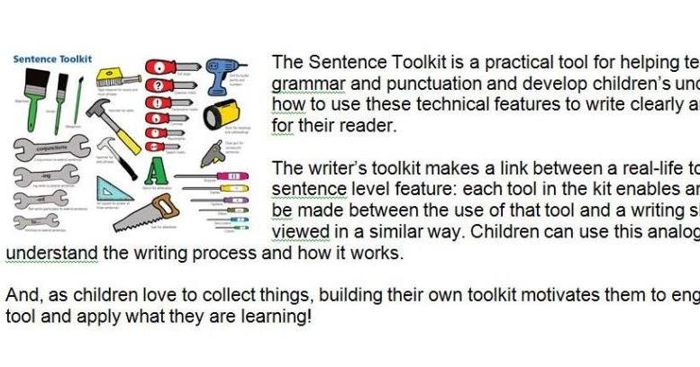 grammar puss sentence toolkit