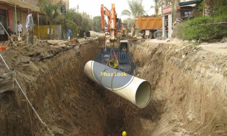 مشروعات الصرف الصحي