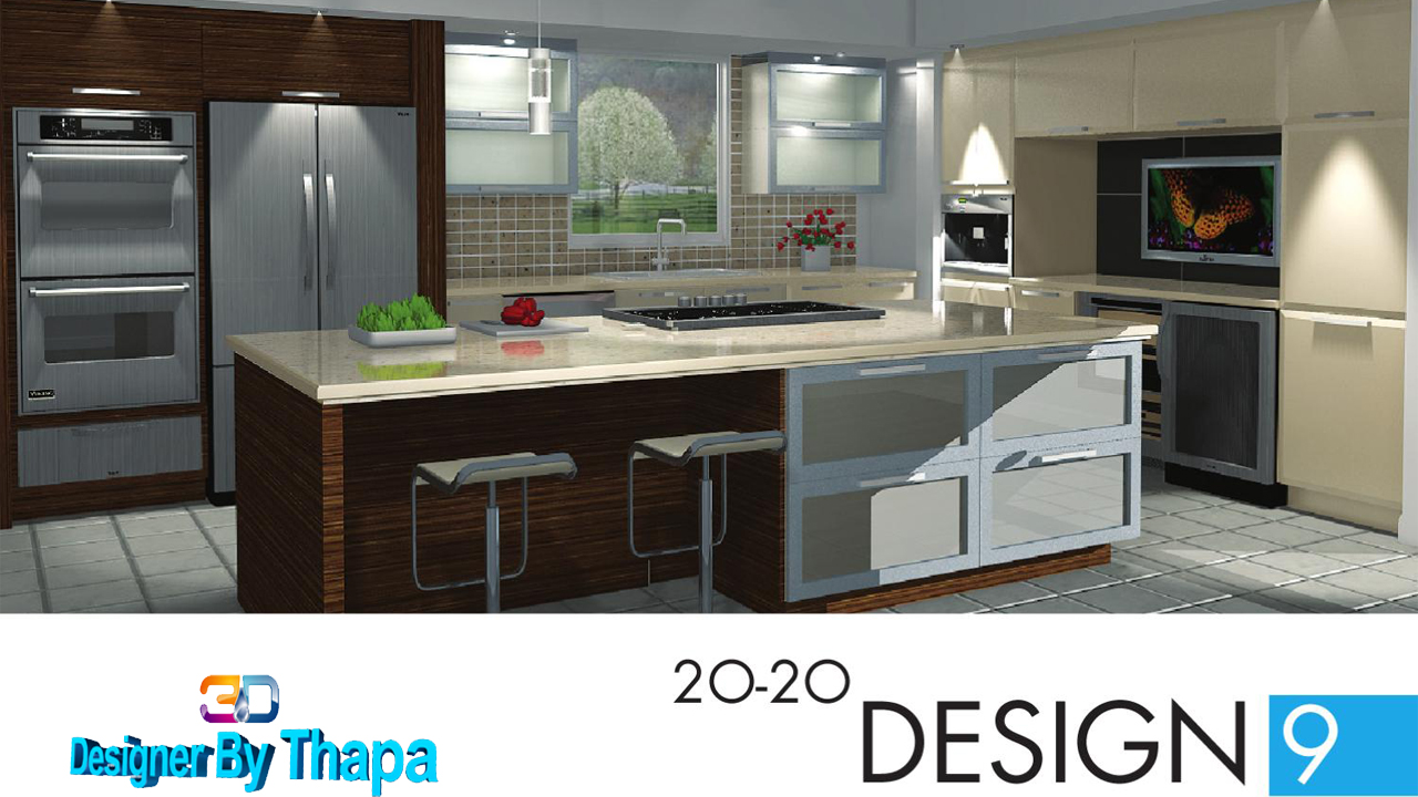 2020 Kitchen Design V9 Free Download Ms 3d Designer
