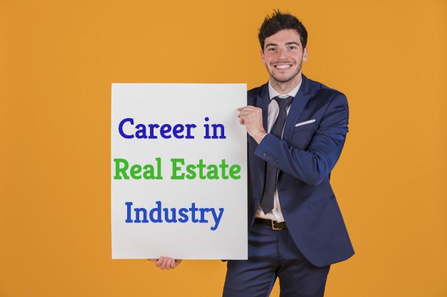 Career in Real Estate Industry