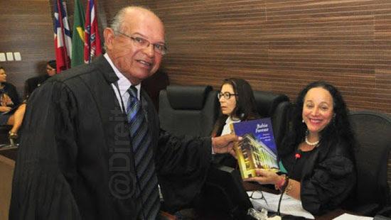 cnj desembargador manteve companheira gabinete ilegal