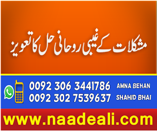 best-taweez-for-all-problems-urdu - https://www.naadeali.com/
