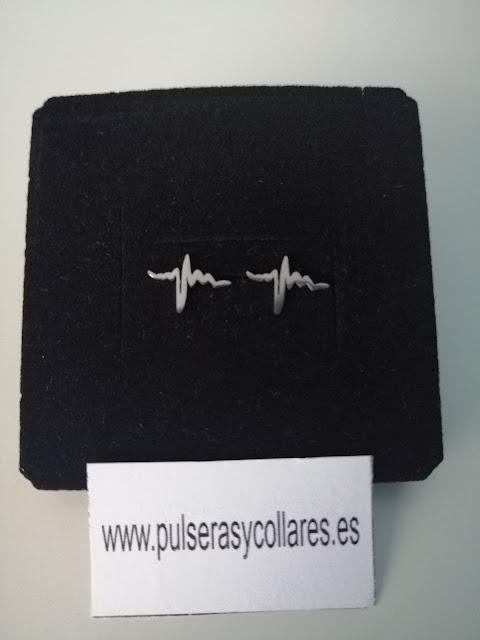 regalo pendientes electro, abalorio electro