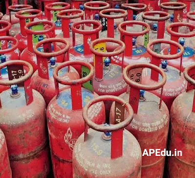 Increased gas cylinder prices
