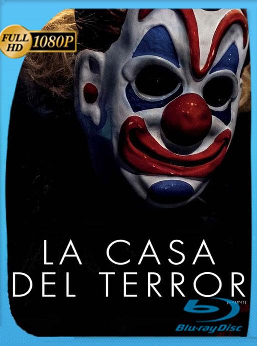 Haunt: La Casa Del Terror (2019) HD 1080p Latino [GoogleDrive] Tomyly