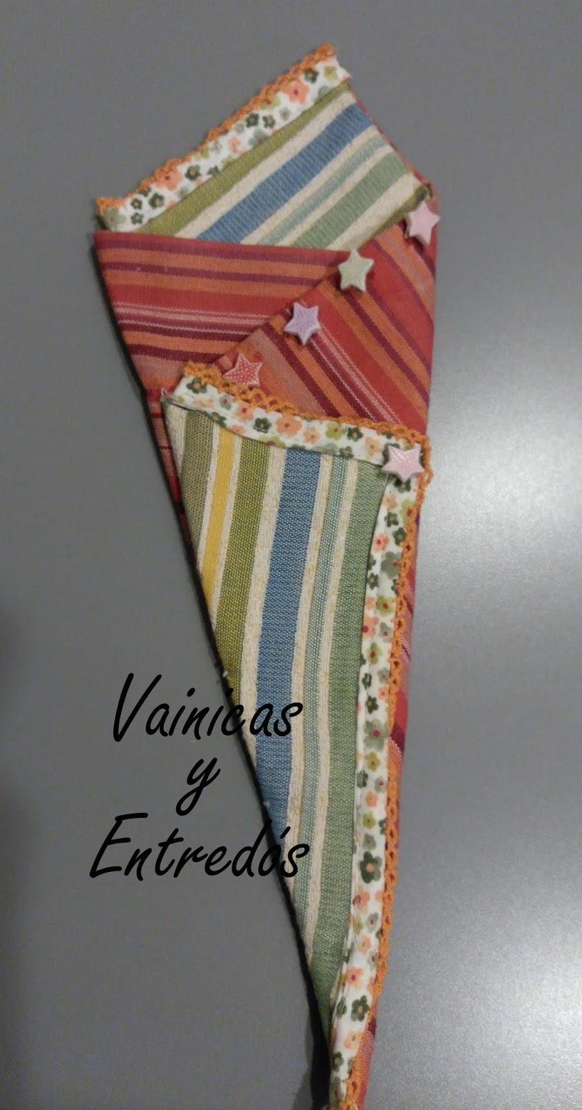Vainicas y entred s portatijeras con telas de tapicer a - Telas para tapiceria ...