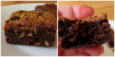 Ferraro Rocher Bad Brownies