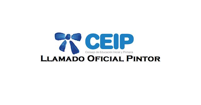 Oficial Pintor - Administración Nacional de Educación Pública - Consejo de Educación Primaria