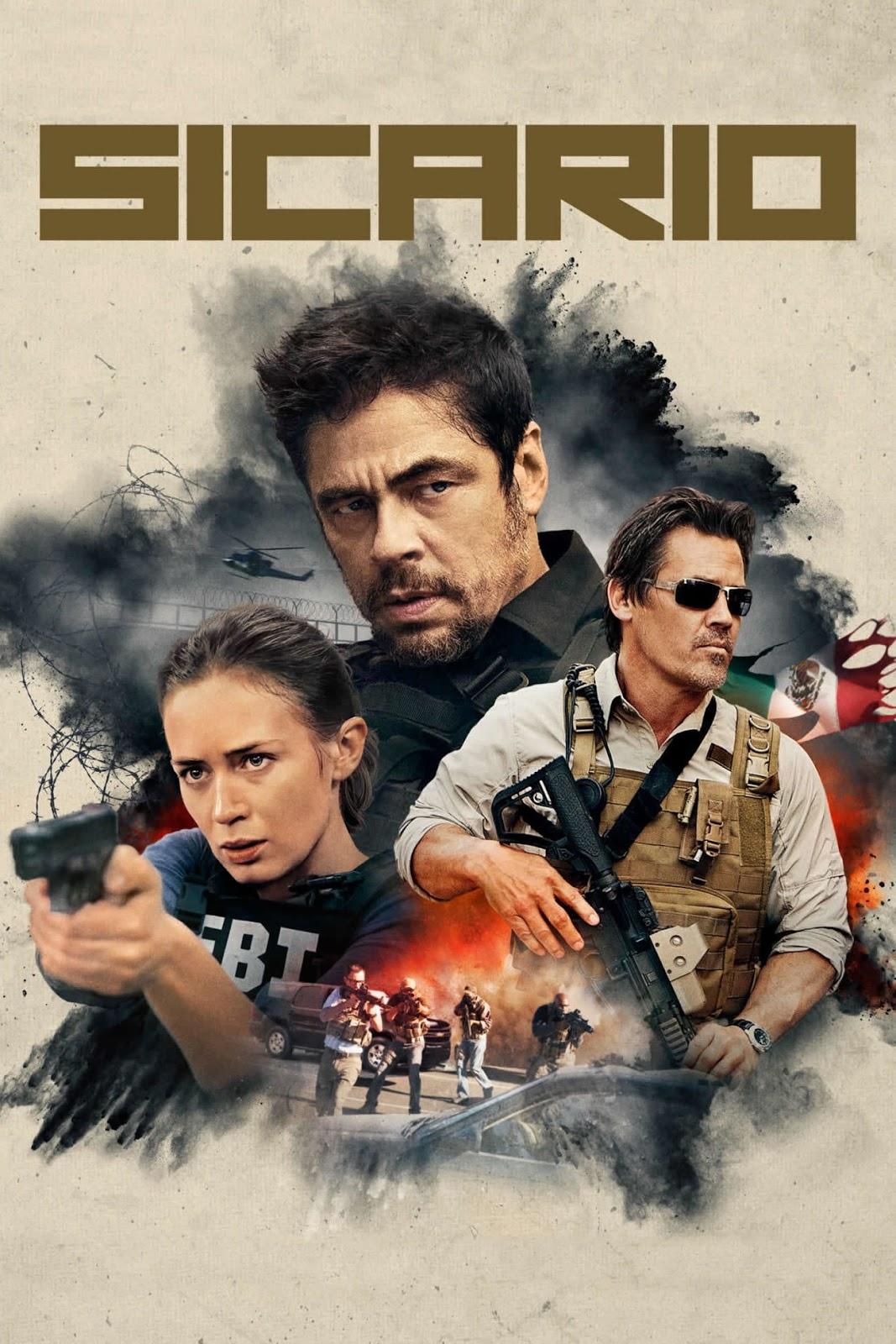 Sicario [2015] [DVD9] [PAL] [Español]