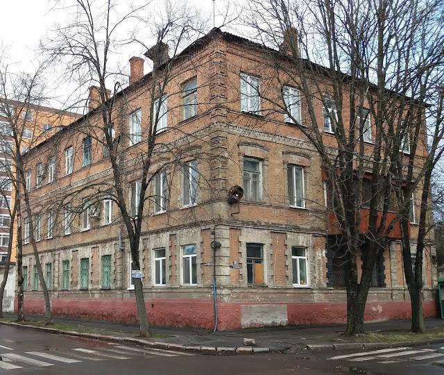 Житловий будинок (Кременчук, Софіївська 71) © Oleh Kushch, CC-BY-SA-4.0