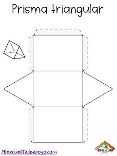 prisma triangular