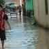 Intensitas Hujan Cukup Tinggi, Kampung Mandailing Kelurahan Dolok Masihul Terendam Banjir