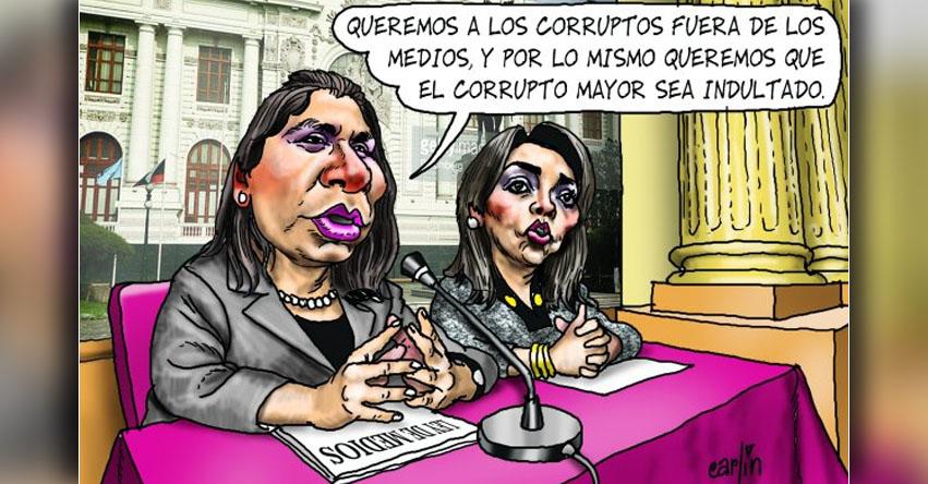 Carlincaturas Viernes 5 Mayo 2017 - La República