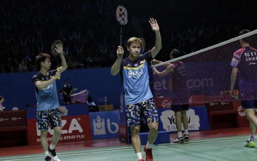 Duo Minion Vs Duo Menara Di Indonesia Open Duel Perdana Di 2019