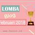 (UPDATE) Daftar Lomba Blog Februari 2018
