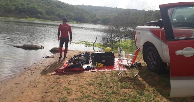 Bombeiros encontram corpo desaparecido no Rio Jacuípe