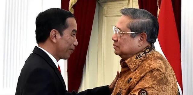 Jokowi Disarankan Tugaskan SBY Sebagai Utusan Untuk Urusan Natuna