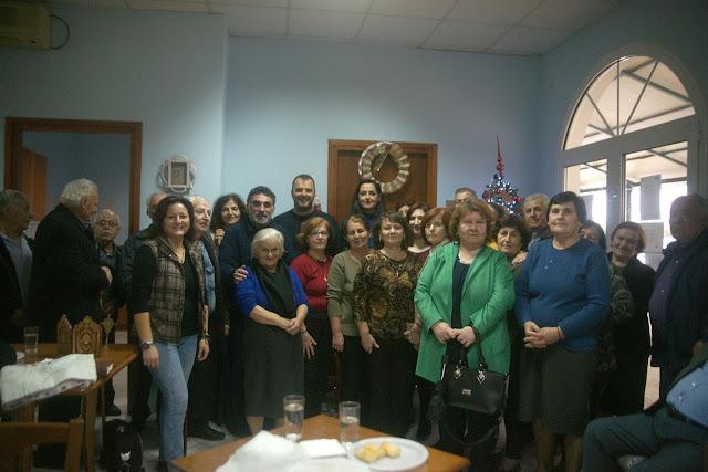 Θεσπρωτία: Η ενορία Κεστρίνης Θεσπρωτίας βρέθηκε κοντά στους ηλικιωμένους