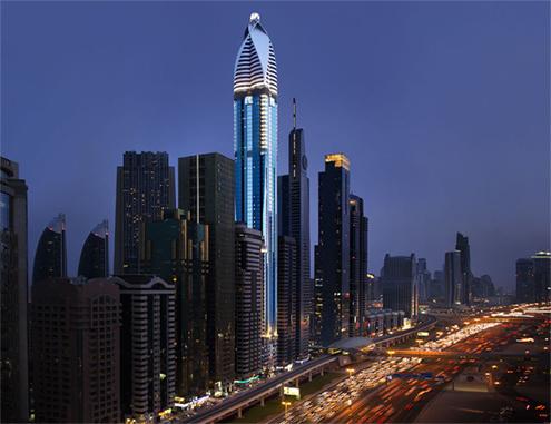 rose-rotana-tower-dubai-skyscraper