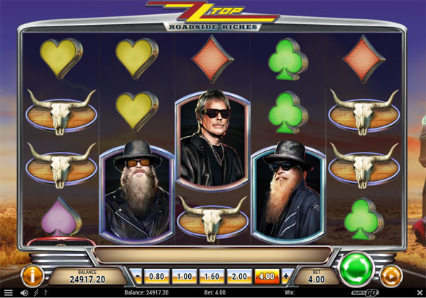 Main Gratis Slot Indonesia - ZZ Top Roadside Riches Play N GO