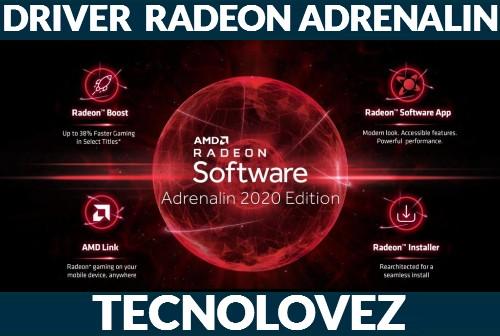 Disponibile Al Download  - I Nuovi Driver AMD Radeon Adrenalin 2020 20.10.1