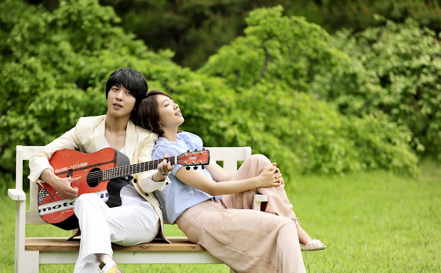 Download Drama Korea Heartstrings Batch Subtitle Indonesia