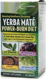 Yerba Mate Power-Burn Diet