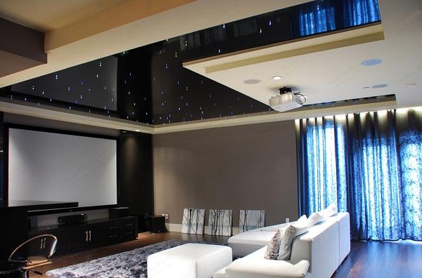 Mẫu trần phòng khách số 1