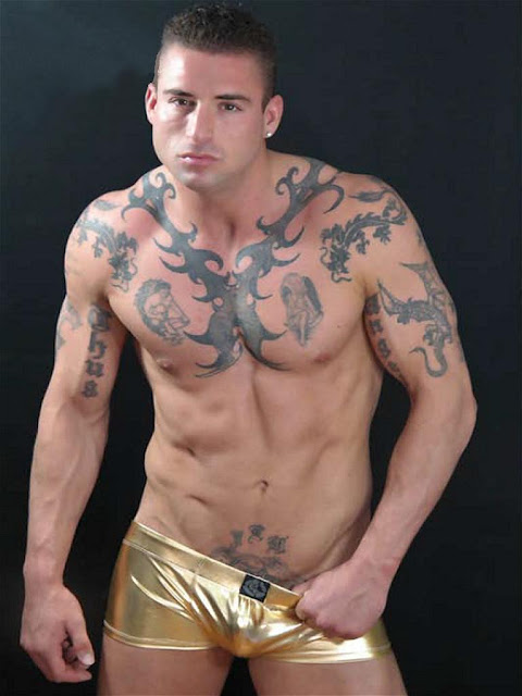 GBGB Wear Casey Boxer Brief Underwear Gold Gayrado Online Shop