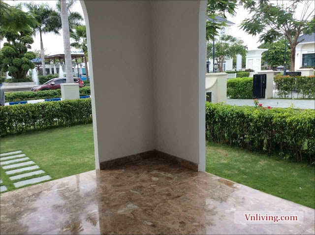 Villas The Venica for lease in District 2