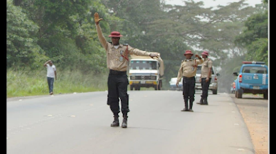 Attention:  Driving while on phone has been prohibited by FRSC, don't wait to be caught in the act
