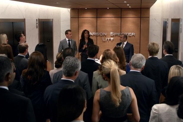 Suits: todos os nomes que o escritório de advocacia teve