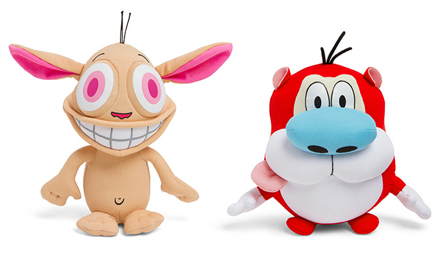 NickALive!: ThinkGeek Unveils '90s Nickelodeon Plush