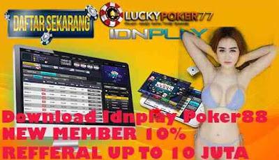 Download Idnplay Poker88