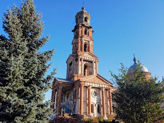 Мирополье. Свято-Николаевская церковь. Колокольня