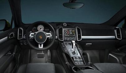 2017 Porsche Cayenne Release Date