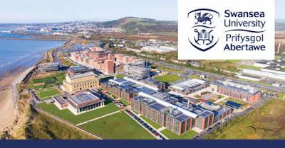منح جامعة سوانسي في المملكة المتحدة 2021 - ممولة بالكامل