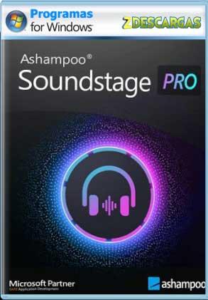 Ashampoo Soundstage Pro 1.0 [Full] Español [MEGA]
