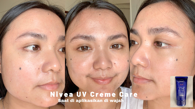 nivea uv cream care sunscreen review